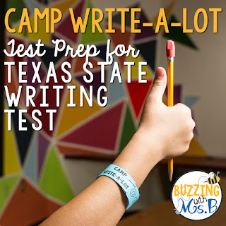 https://www.teacherspayteachers.com/Product/Camp-Write-a-Lot-Texas-State-Writing-Test-Prep-2459907