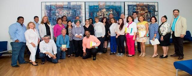 Fundarte Dominicana realiza con éxito talleres de Videoarte y Coleccionismo
