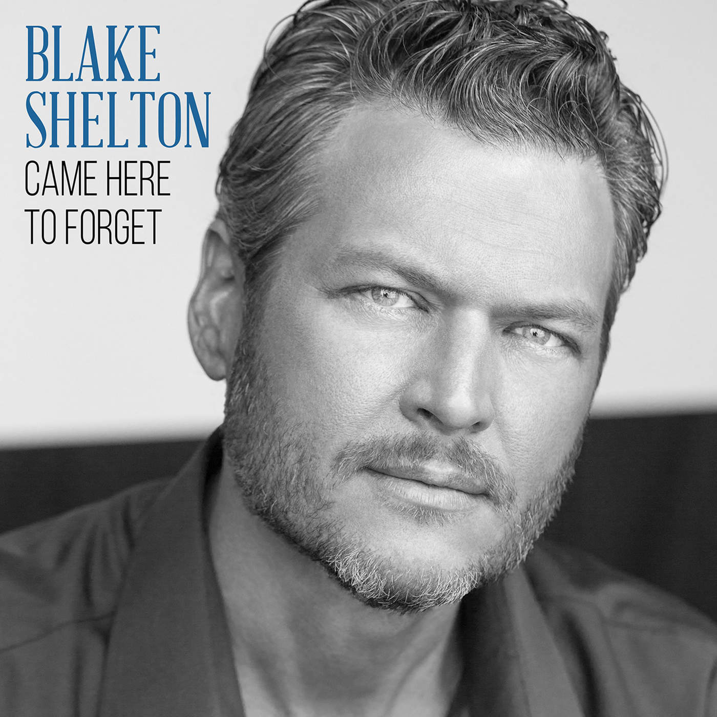 Blake Shelton - Came Here to Forget - Single Cover