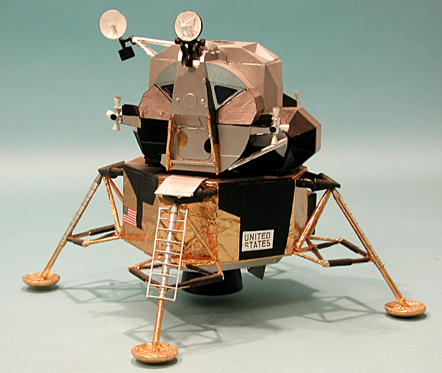 Scale Model News: JULY 20 AND 21: CELEBRATING THE LUNAR ...