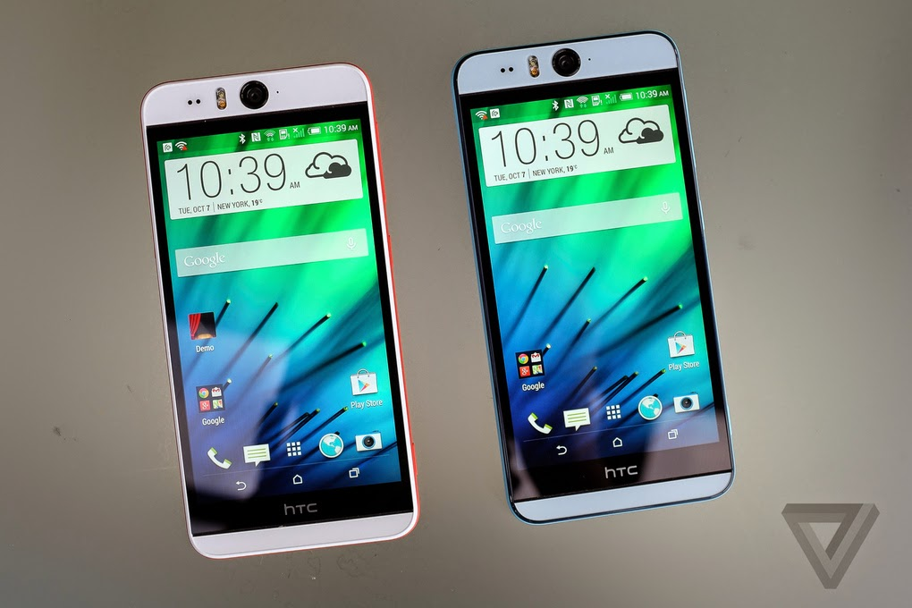 Spesifikasi Dan Review HTC Desire Eye