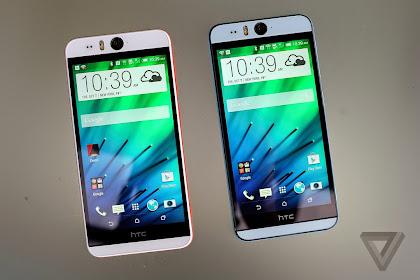 Spesifikasi Dan Review HTC Desire Eye, Raja Baru HP Selfie