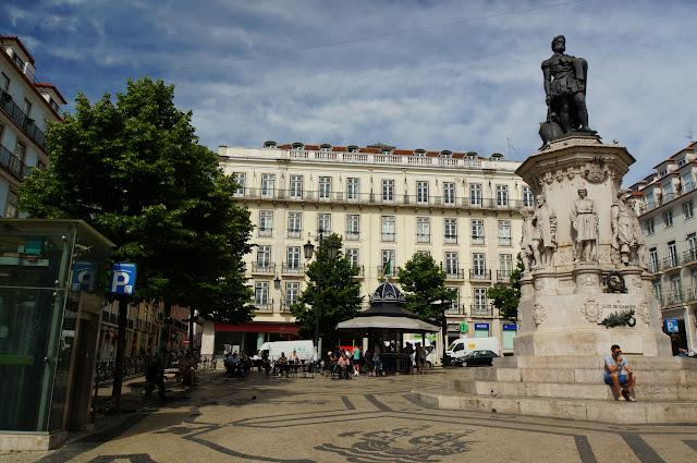 Chiado-Lisbonne-Portugal