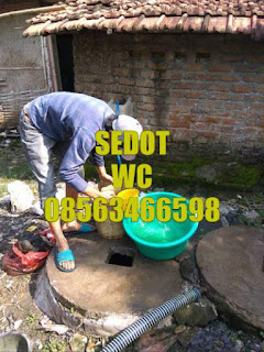 Sedot WC Dupak Krembangan Surabaya Utara
