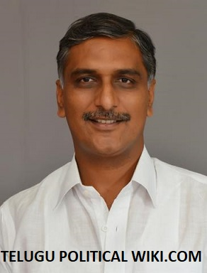Thanneeru Harish Rao