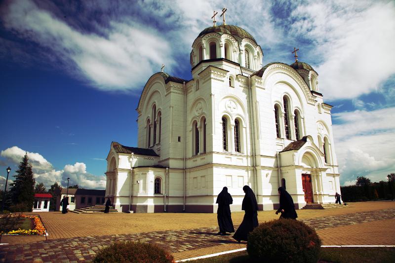 Полоцк Евфросиниевский женский монастырь