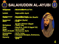 Bulan Safar: Meninggalnya Sang Pahlawan Salahuddin Al-Ayyubi (VI)