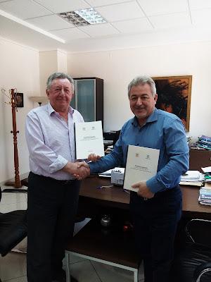 Πρωτόκολλο συνεργασίας Δήμου Ηγουμενίτσας και ΟΛΗΓ