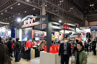 東京オートサロン 2019 KTCブース