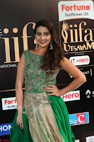 Manjusha in Beautiful Sleeveless Green Anarkali dress at IIFA Utsavam Awards 103.JPG