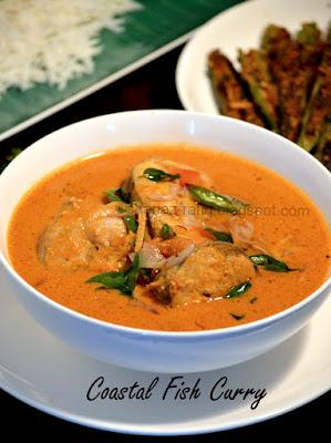 Coastal Fish Curry