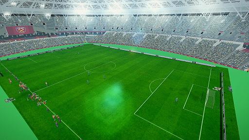PES 2013 Olympic Stadium London (West Ham) by Beatle