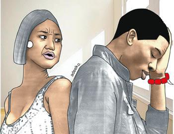 pastor wife divorces husband