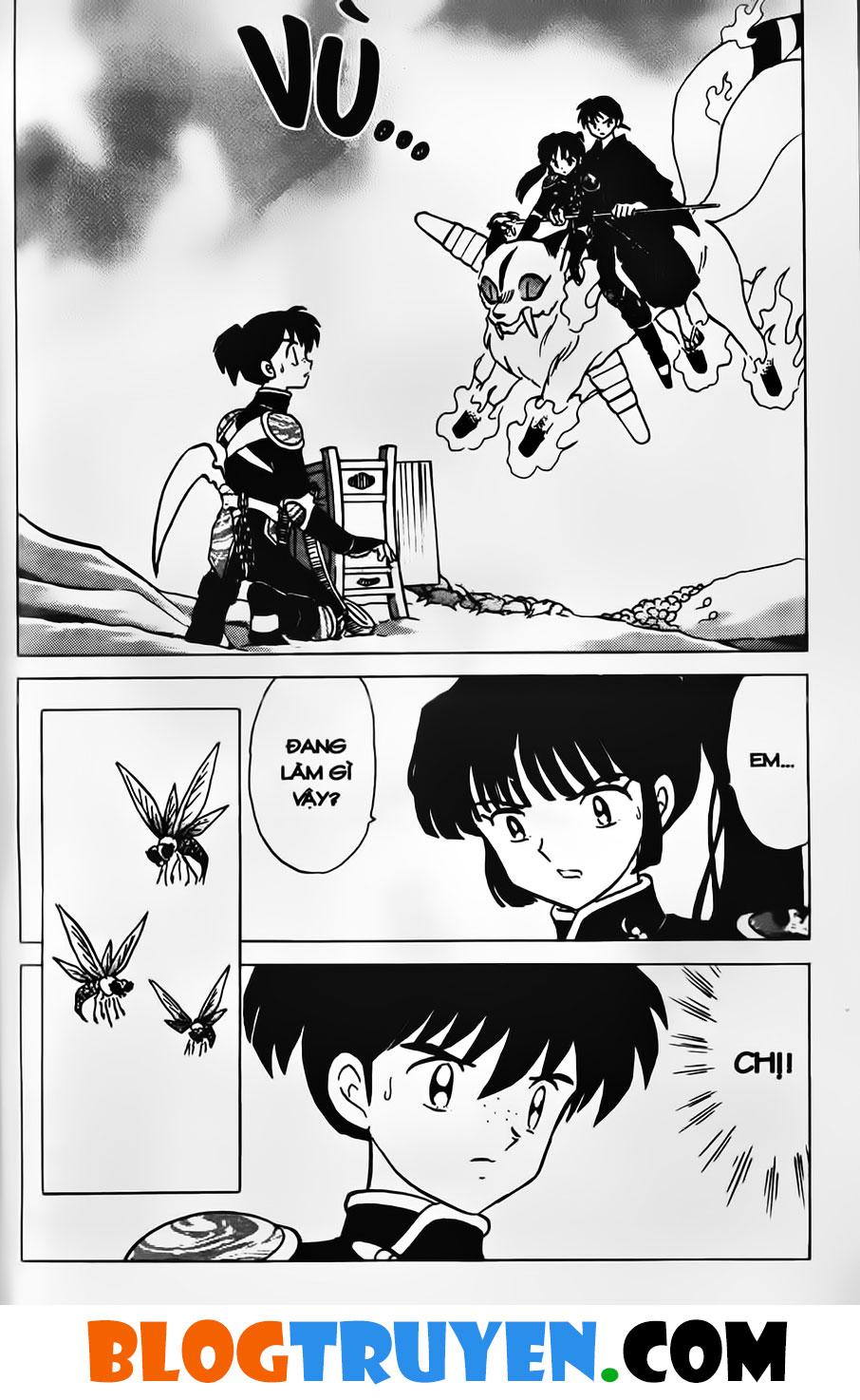 Inuyasha vol 33.10 trang 19