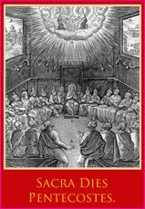 + The Holy Day of Pentecost +
