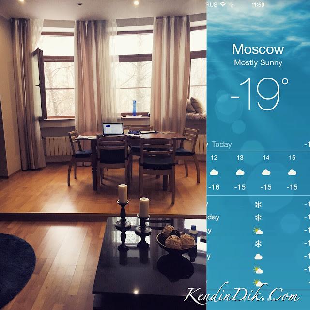 Moskova soğuğu, irem sunar