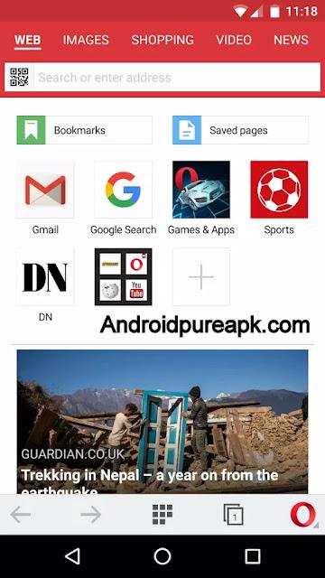 Opera Mini Apk Download