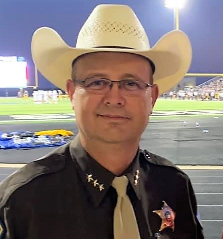 Kaufman County Sheriff Bryan Beavers