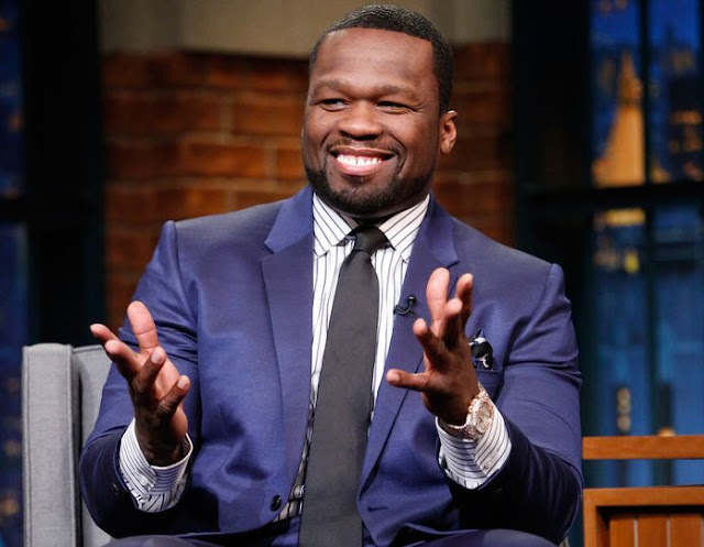 50 Cent Hit new series for Sony Pictures streaming network Crackle is out the 'The Oath'