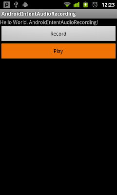 Play audio using MediaPlayer
