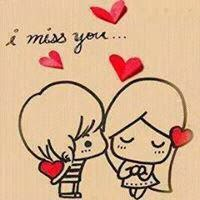 Cute love and miss you images