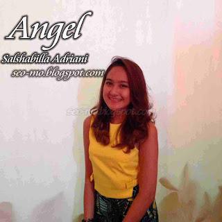 Foto Anak Jalanan Salshabilla Elovi sebagai Angel