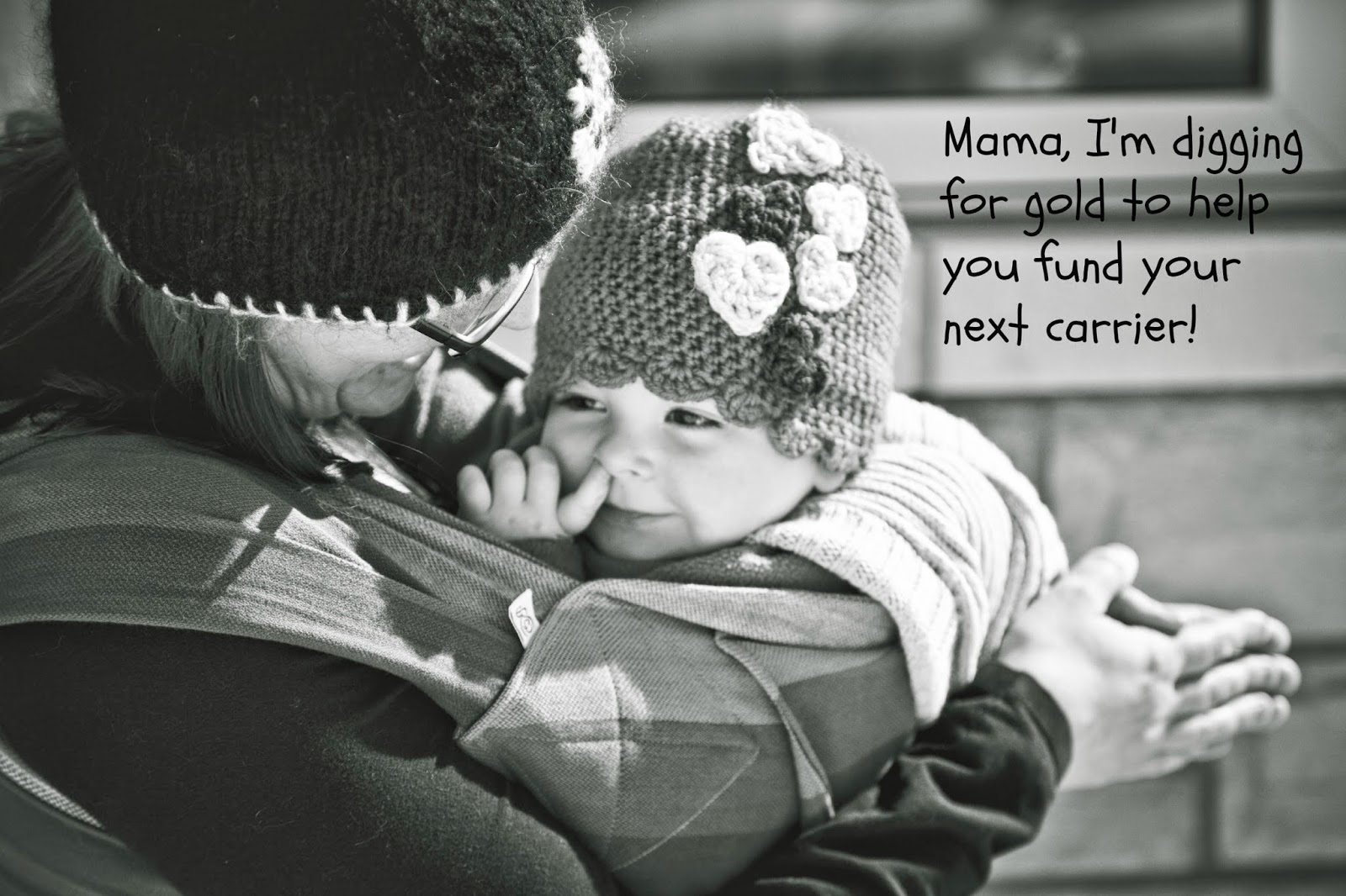 Ottawa Babywearing Group Meme Monday