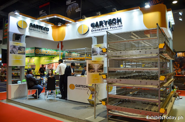 Gartech Exhibition Booth