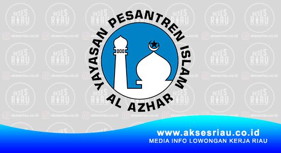 Hasil gambar untuk Yayasan Pesantren Islam (YPI) Al Azhar Cabang Riau