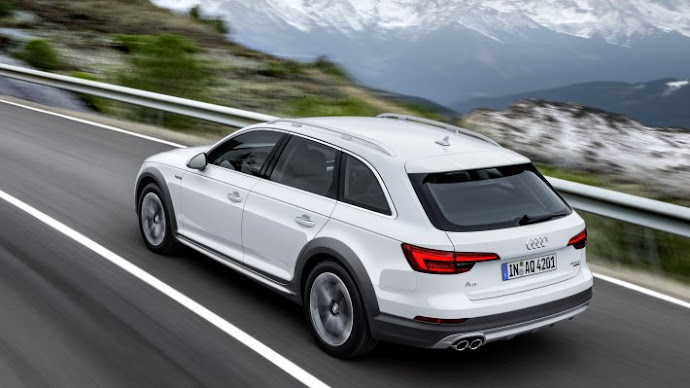 Wallpaper 2: Audi A4 Allroad Quattro