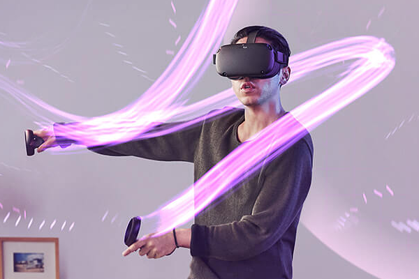 Facebook's Oculus Quest is the World's first all-in-one gaming system built for virtual reality (VR)