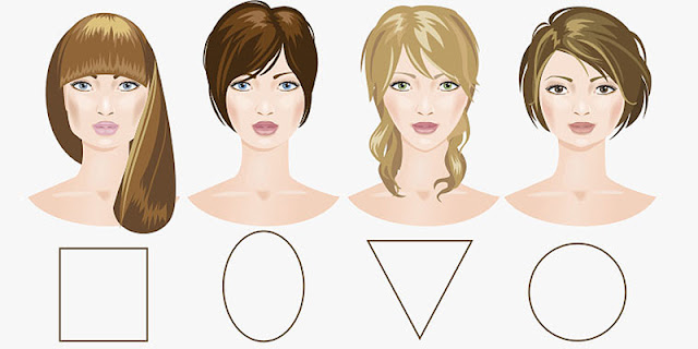 Check Out The Right Bangs For Your Face Shape!
