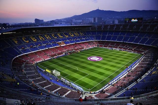 Comprar ingressos para um jogo do Barcelona
