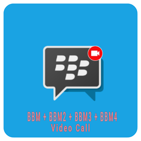 Free Download Multi BBM Video Call (BBM+BBM2+BBM3+BBM4)