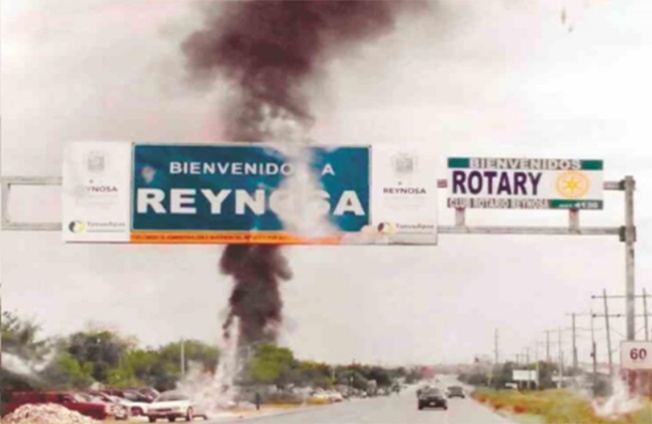 Reynosa y el DESMADRE del Comandante Toro del CDG