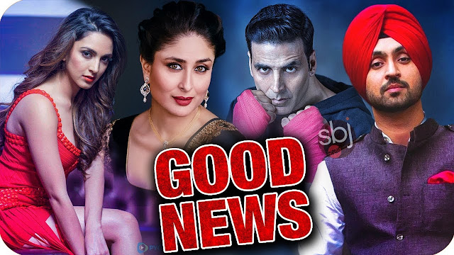 Good News First Look and Posters