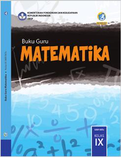 UpDate Buku Matematika Kurikulum 2013 SMP/MTs Kelas 9 Perbaikan 2018