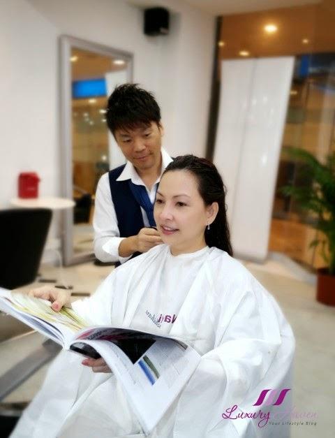 naoki yoshihara hair cut by kuramochi masami