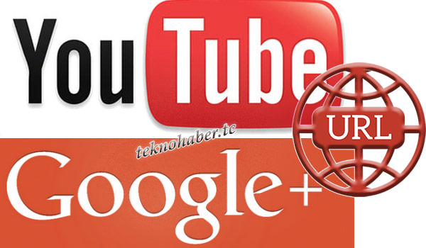 Google Plus Özel URL Alma Ve Youtube'da Özel URL Alma