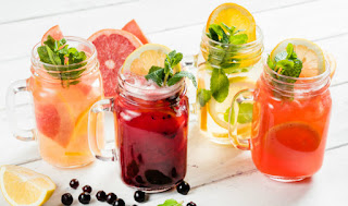 Mocktail - Healthy Drinks