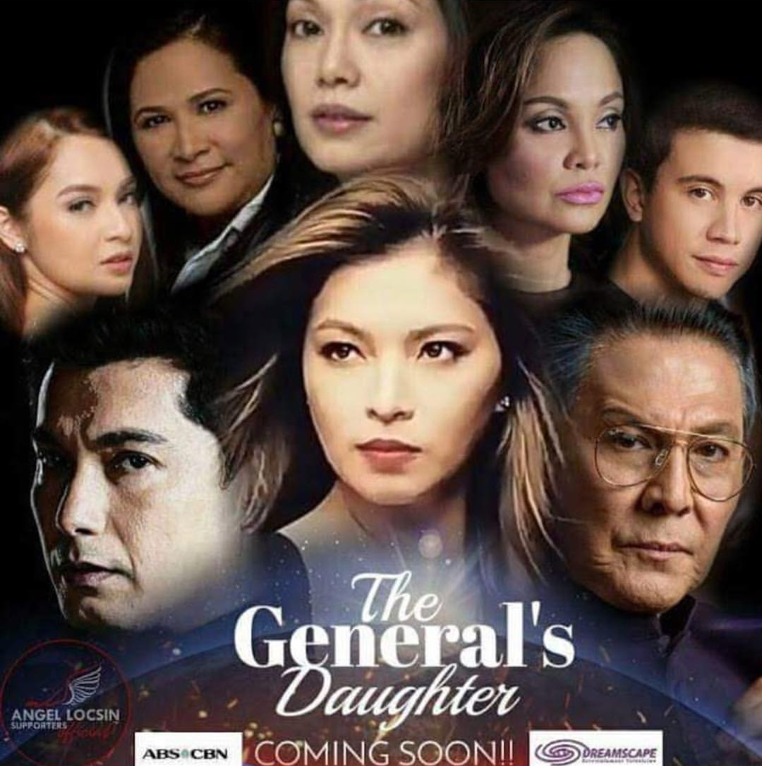 The General's Daughter will soon premiere on ABS-CBN