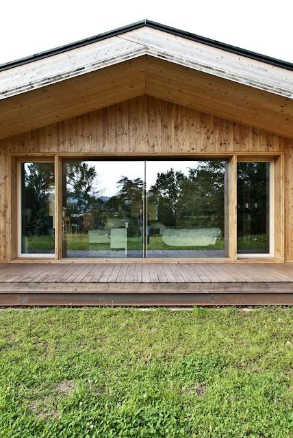 casa prefabbricata in legno a brescia