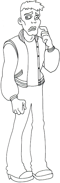 baby draculaura coloring pages - photo#16