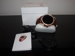 Análise Smartwatch No.1 D2 4