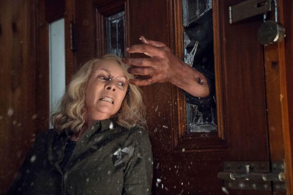 Halloween: le prime immagini del ritorno di Michael Myers