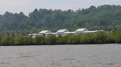 Indonesia's Nusakambangan penal island