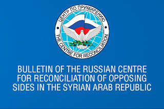 Russia's Reconciliation Center for Syria