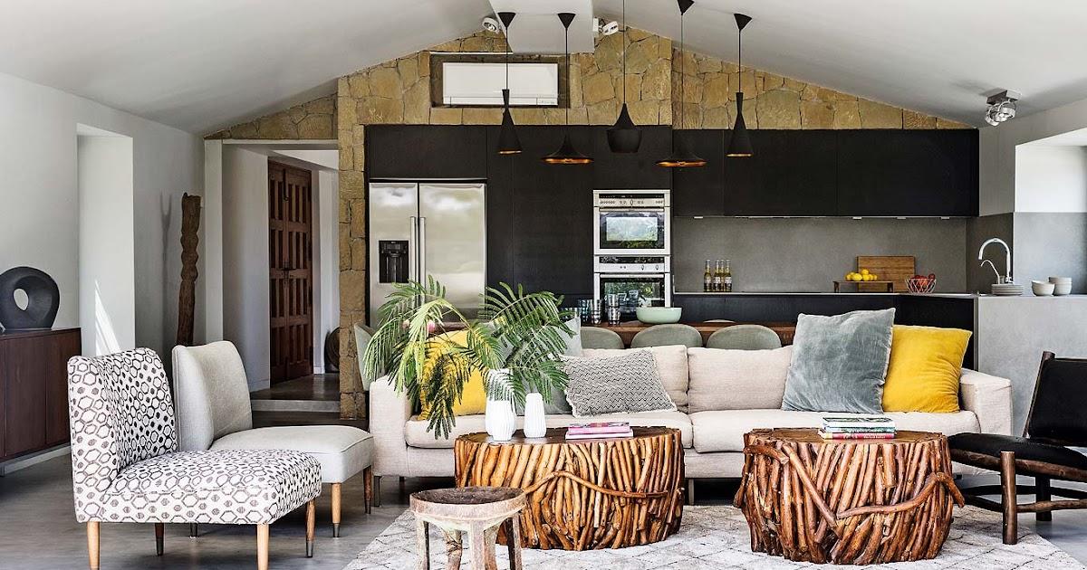 Una casa d 39 ispirazione etno chic a malaga for Casa moderna ristrutturata