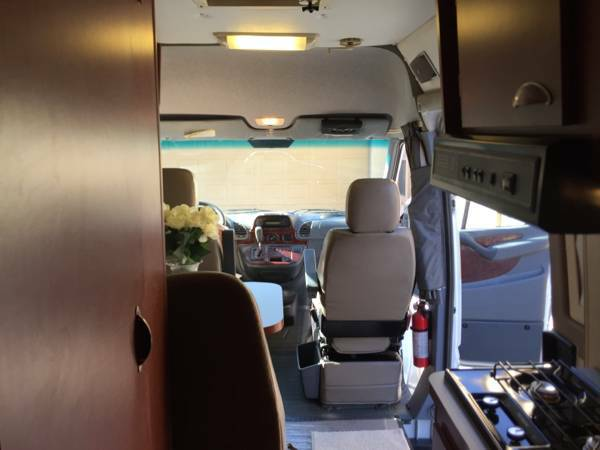 Sprinter 4X4 For Sale >> Used RVs Mercedes-Benz Sprinter Diesel RV For Sale by Owner