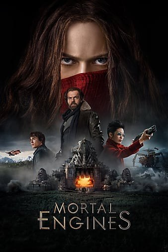 Download Mortal Engines (2018) Subtitle Indonesia HC-HDRip